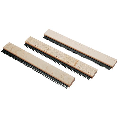 3 Piece Graining Comb Set Advance Equipment Mfg Co
